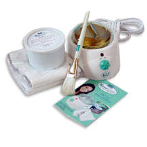 Igia Therma Cleanse beauty treatment for the face Seaweed body and face treatment.