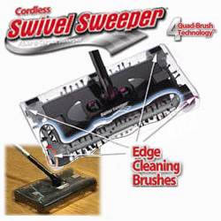 Swivel Sweeper only $32.95 from Gift Find Online