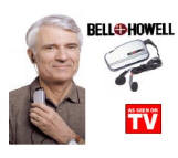Bell and Howell Sonic Earz, $14.95 from Gift Find Online