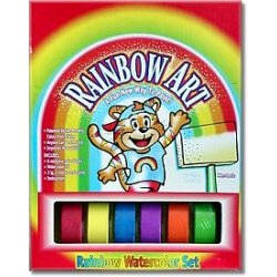 Rainbow Art Kit - Small Red Box