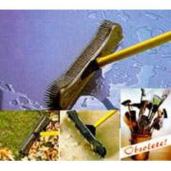 Sweepa-Rubber Broom, Cleans everywhere, wet or dry! For all surfaces, indoors & out!